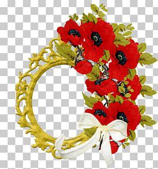 Floral Design Frames IKEA Cut Flowers Wreath PNG