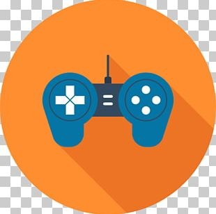 Game Controllers Video Game Joystick Computer Icons PNG