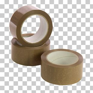 Adhesive Tape Paper Box-sealing Tape Packaging And Labeling PNG