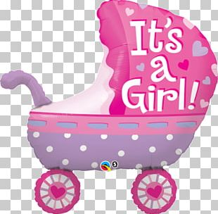 Baby Transport Infant Balloon Child Girl PNG
