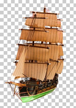 Brigantine Baltimore Clipper Ship Of The Line PNG