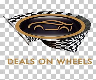 Deals On Wheels Car Logo Brand Discounts And Allowances PNG