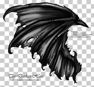 Drawing Tattoo Demon Angel PNG