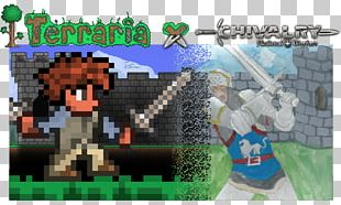 PC Game Terraria Video Game Technology PNG