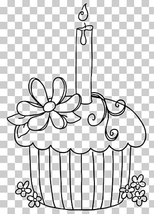 Cakes And Cupcakes Cakes & Cupcakes Colouring Pages Coloring Book PNG