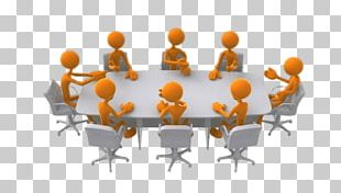 People In A Meeting PNG