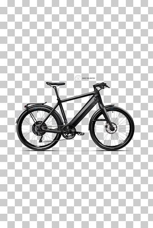 Electric Bicycle Bicycle Shop Scooteretti PNG