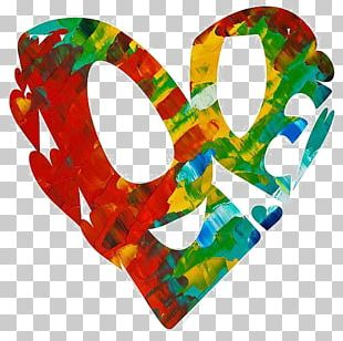 Heart Love Graffiti Romance PNG