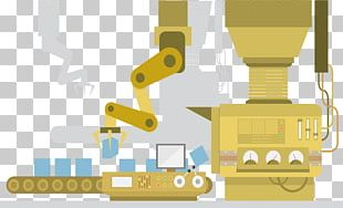 Machine Factory Machine Factory Illustration PNG