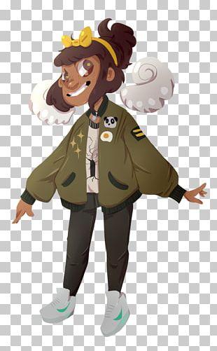 Mascot Costume PNG