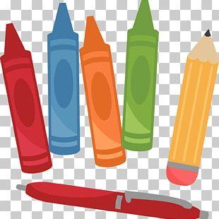 Student School Supplies Pencil PNG