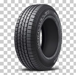 Car Sport Utility Vehicle Motor Vehicle Tires Goodyear Wrangler SR Goodyear Tire And Rubber Company PNG
