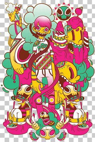Illustrator Art Graphic Design Drawing Illustration PNG