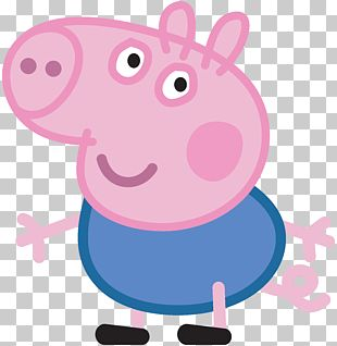 Daddy Pig Mummy Pig Domestic Pig George Pig PNG