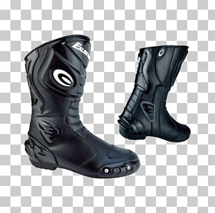 Motorcycle Boot Riding Boot Shoe PNG