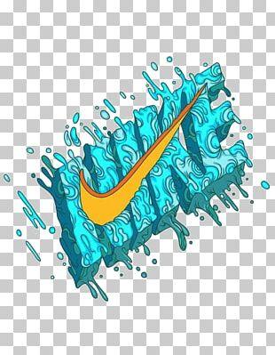 Nike Free Logo Brand Illustration PNG