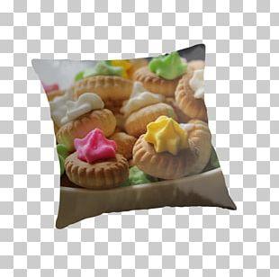 Petit Four Throw Pillows Food Cushion Dessert PNG
