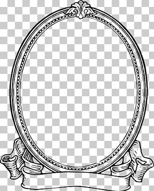 Frames Black And White PNG