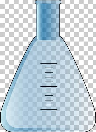 Erlenmeyer Flask Laboratory Flasks Round-bottom Flask Chemistry Cone PNG