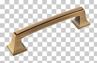 Drawer Pull Bronze Brass Cabinetry Handle PNG