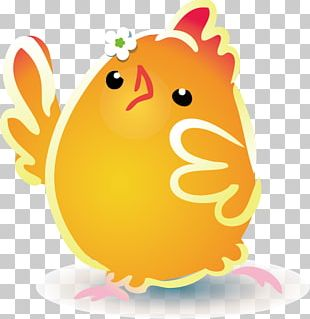 Easter Bunny Chicken Easter Egg Euclidean PNG