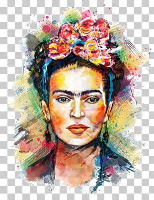 Frida Kahlo T-shirt Artist PNG