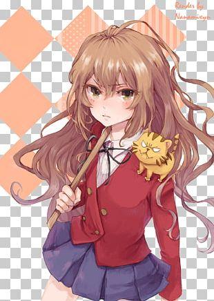 Taiga Aisaka Toradora! Anime Manga Kami-Con PNG