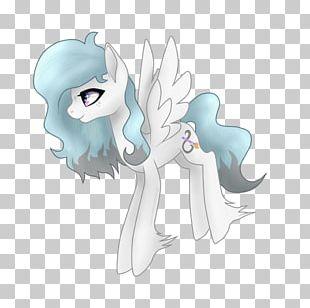 Horse Fairy Ear Cartoon PNG