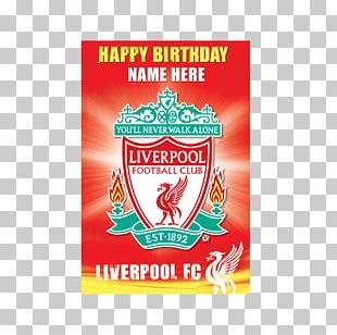 Liverpool F.C. Greeting & Note Cards Christmas Card Birthday PNG