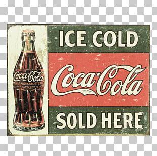 Coca-Cola Diet Coke Fizzy Drinks PNG