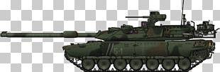 Main Battle Tank Gun Turret Churchill Tank Self-propelled Artillery PNG