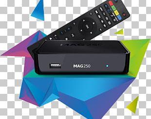 Set-top Box IPTV Over-the-top Media Services Digital Media Player Mag 254 PNG