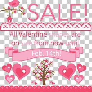 Valentine's Day Scrapbooking Heart PNG