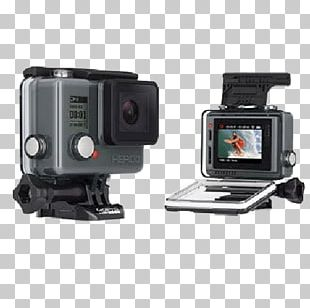 Video GoPro HERO+ LCD Action Camera PNG