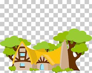 Snow White Seven Dwarfs Animation PNG