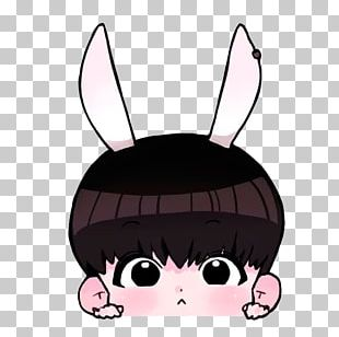 BTS Drawing K-pop Chibi Fan Art PNG