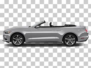 2018 Ford Mustang Car 2017 Ecoboost Premium Convertible Png Clipart Gt Automotive Design