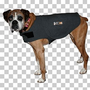 Dog Breed Boxer Snout Dog Clothes PNG