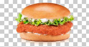 Salmon Burger Hamburger Cheeseburger Slider Breakfast Sandwich PNG