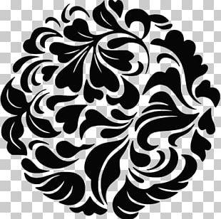 Floral Design Ornament Art Pattern PNG