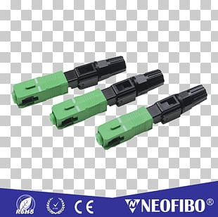 Electrical Connector Optical Fiber Connector Single-mode Optical Fiber Patch Cable PNG