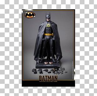 Batman Action Figures Joker Batmobile Hot Toys Limited PNG