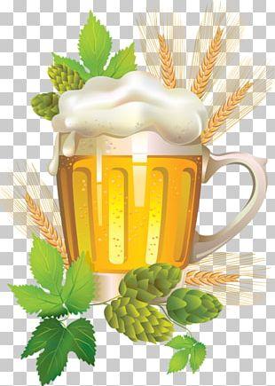 Beer Glasses Beer Head Hops Beer Brewing Grains & Malts PNG