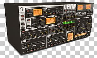 Audio Plug-in Virtual Studio Technology Computer Software Sound Synthesizers PNG