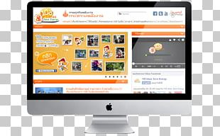 Web Page Multimedia Computer Software Graphic Design PNG
