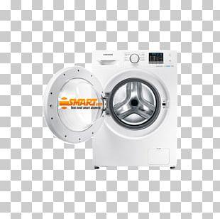 Washing Machines Samsung WW80J3473KW Laundry Samsung WF80F5E0W2W PNG