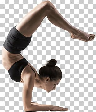 Yoga Acrobatic PNG