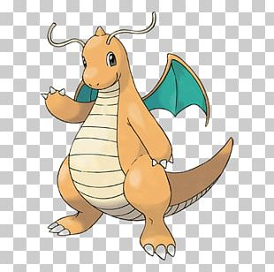 Dragonite Pokemon PNG
