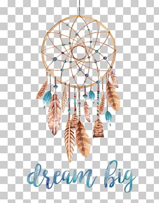 Dreamcatcher Poster Watercolor Painting Printmaking Printing PNG