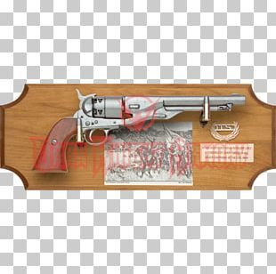 Revolver American Civil War United States Of America Firearm Pistol PNG